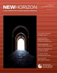 NewHorizon - Institute of Islamic Banking and Insurance