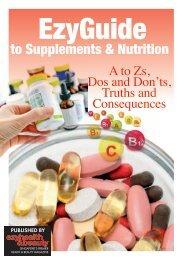 To Supplements & Nutrition - Ezyforum - ezyhealth.com