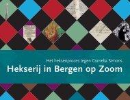 Hekserij in Bergen op Zoom