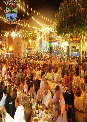 Fiestas 2010 Collado Mediano en honor al Santísimo Cristo de la Caridad