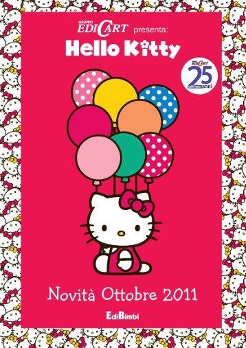 Hello Kitty Ottobre