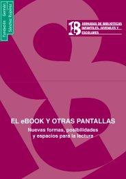 EL eBOOK Y OTRAS PANTALLAS