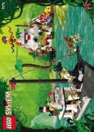 Lego River Expedition 5976 - River Expedition 5976 Build.Inst. 5976 - 1