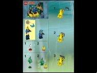 Lego AT Deep Sea Robot Diver 4790 - At Deep Sea Robot Diver 4790 Bi 4790 - 1