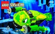 Lego SUBMOUNTAIN CRYSTAL 2160 - Submountain Crystal 2160 Bi 2160 - 1