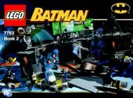 Lego The Batcave™: The Penguin™ and Mr. Freez 7783 - The Batcave™: The Penguin™ And Mr. Freez 7783 Bi 7783-2 In - 3