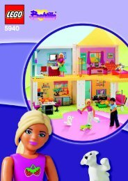 Lego Doll's House 5940 - Doll's House 5940 Bi, 5940 In - 1