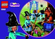 Lego The Tinderbox 5962 - The Tinderbox 5962 Bi 5962 - 1