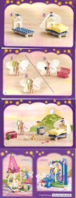 Lego The Fairy Bedroom 5823 - The Fairy Bedroom 5823 Build. Inst For 5823 - 1 - Page 2
