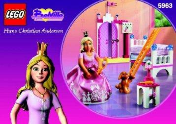 Lego The Princess and the Pea 5963 - The Princess And The Pea 5963 Bi 5963 - 1