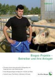 Referenzprospekt Edition 2 Deutsch - EnviTec Biogas AG