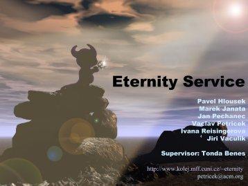 Eternity Service
