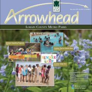 See Related Article - Lorain County Metro Parks