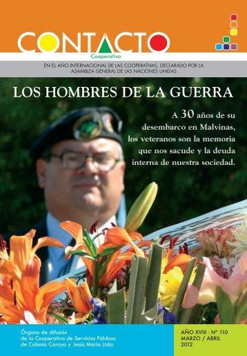 LOS HOMBRES DE LA GUERRA