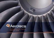 Aircraft Maintenance Tools - Equipment Components - Services www.aerotecs.com