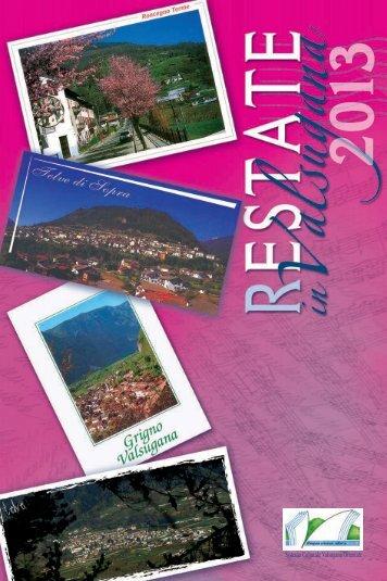 File PDF - Sistema Culturale Valsugana Orientale
