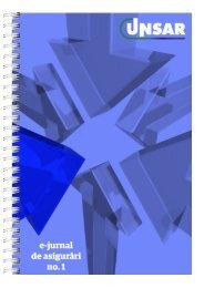 e-jurnal de asigurări no 1 2