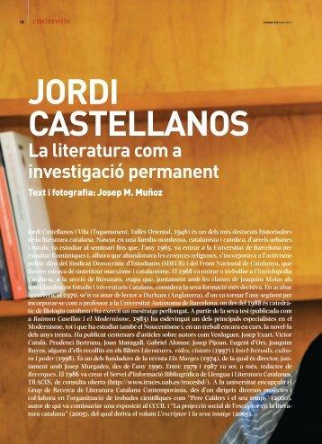 JORDI CASTELLANOS