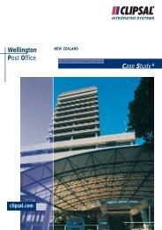 Wellington Post Office Case Study
