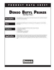 DENSO BUTYL PRIMER