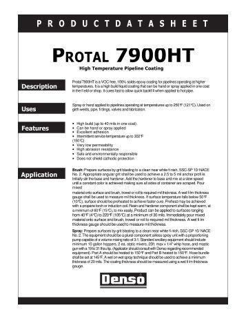 PROTAL 7900HT