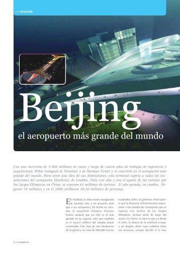 el aeropuerto más grande del mundo - Revista Competencia