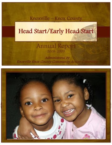 Head Start/Early Head Start Annual Report