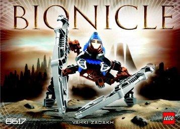 Lego Bionicle Vahki/Matortan Club Co-P 65515 - Bionicle Vahki/matortan Club Co-P 65515 Bi, 8617 - 4