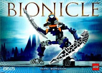 Lego Bionicle Vahki/Matortan Club Co-P 65515 - Bionicle Vahki/matortan Club Co-P 65515 Bi, 8615 - 3