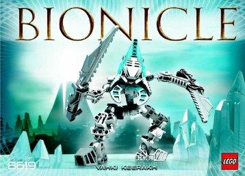 Lego Bionicle Vahki/Matortan Club Co-P 65515 - Bionicle Vahki/matortan Club Co-P 65515 Bi, 8619 - 5