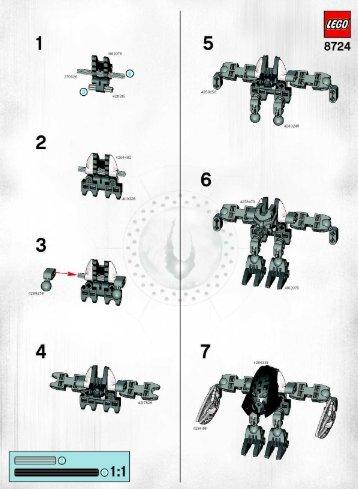 Lego Mathoran Co-Pack 66131 - Mathoran Co-Pack 66131 Bi 8724 In - 2
