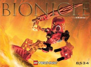 Lego Tahu 8534 - Tahu 8534 Bi 8534 - 1