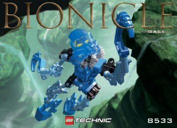 Lego Gali 8533 - Gali 8533 Bi 8533 - 1