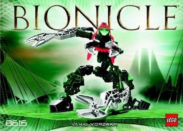 Lego Bionicle Vahki/Matortan Club Co-P 65514 - Bionicle Vahki/matortan Club Co-P 65514 Bi, 8616 - 4