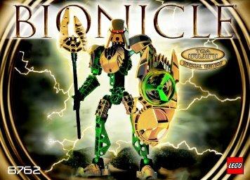 Lego Exclusive Bionicle Co-Pack 65757 - Exclusive Bionicle Co-Pack 65757 Bi 8762 Na - 1