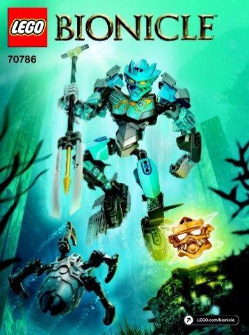 Lego Gali – Master of Water 70786 - Gali – Master Of Water 70786 Bi 3022/36 70786 V29 - 1