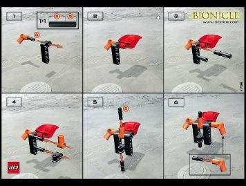 Lego TAHNOK VA 1431 - Tahnok Va 1431 Bi 1431 - 1