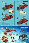 Lego Worriz' Fire Bike 30265 - Worriz' Fire Bike 30265 Bi 2001/ 2 -30265 V39 - 2 - Page 2
