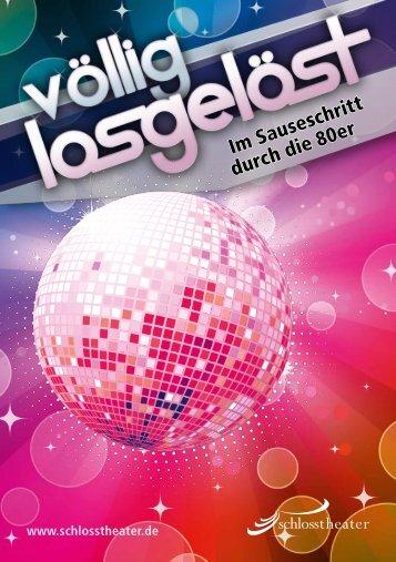 """4 – Wir bringen """"Lesen"""" - Schlosstheater GmbH"""