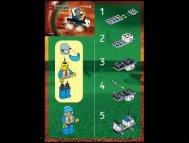 Lego ROVER 1413 - Rover 1413 Build Inst. 1413 - 1