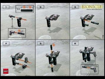Lego NUHVOK VA 1432 - Nuhvok Va 1432 Bi 1432 - 1