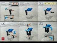 Lego GAHLOK VA 1433 - Gahlok Va 1433 Bi 1433 - 1