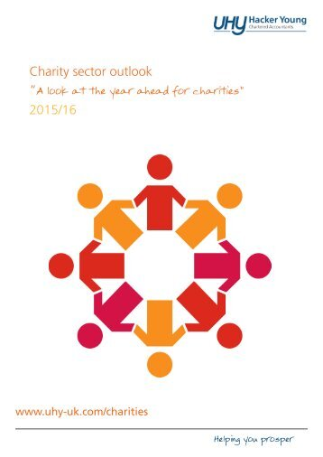 "Charity sector outlook ""A 2015/16"