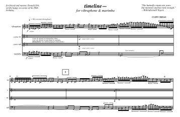timeline—