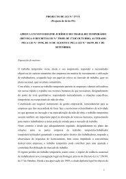 Projecto de Lei n.º 277/X - Esquerda