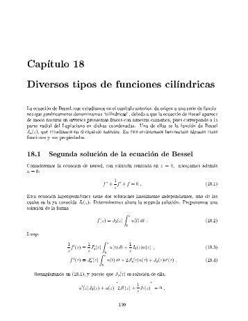 C ap ¤¥¦¨ D ivers s¦ip s de f¨()i (es)i ¤¥(dri)as La ecuaci éon de ...