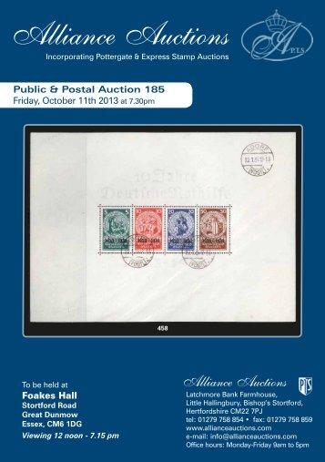 Alliance Auctions