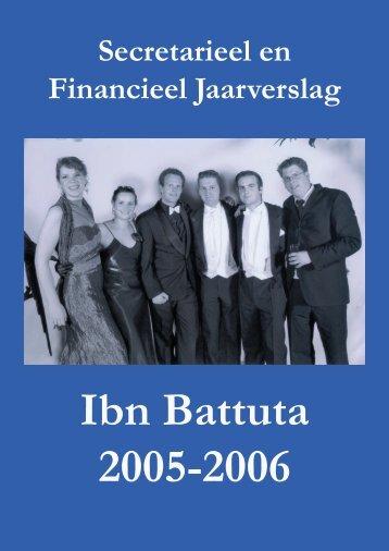 Ibn Battuta 2005-2006
