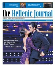 July 2010 issue - The Hellenic Journal