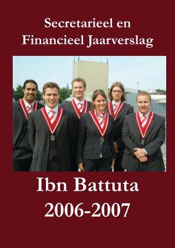 Ibn Battuta 2006-2007